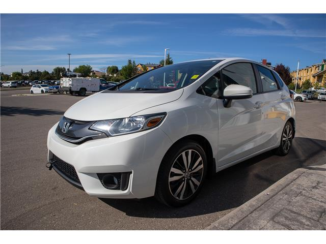 2016 Honda Fit EX (Stk: KK-199A) in Okotoks - Image 1 of 23