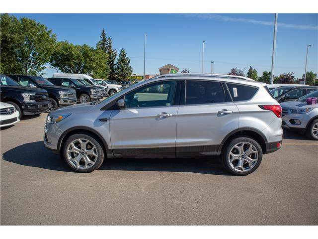 2019 Ford Escape Titanium (Stk: K-1230) in Okotoks - Image 2 of 5