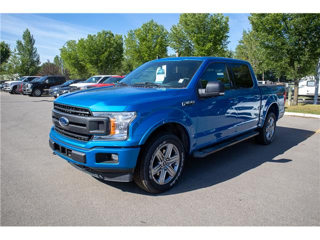 2019 Ford F-150 XLT (Stk: KK-116) in Okotoks - Image 1 of 5