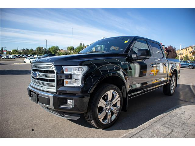 2016 Ford F-150 Limited (Stk: KK-1055A) in Okotoks - Image 1 of 21