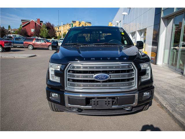 2016 Ford F-150 Limited (Stk: KK-1055A) in Okotoks - Image 2 of 21