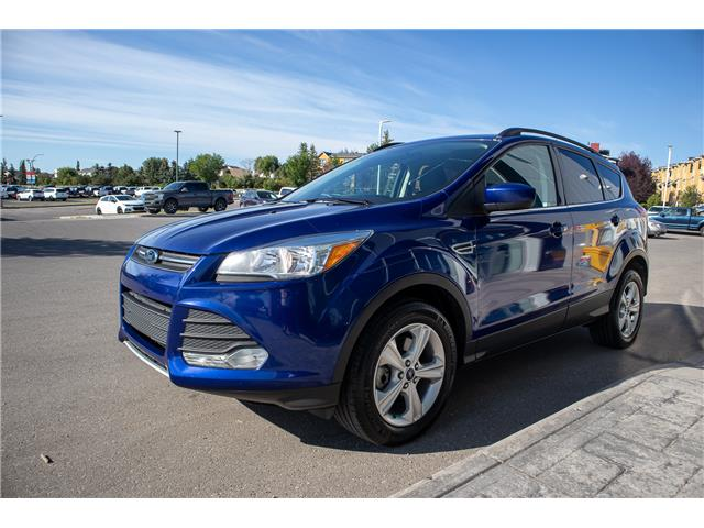 2016 Ford Escape SE (Stk: KK-1059A) in Okotoks - Image 1 of 20