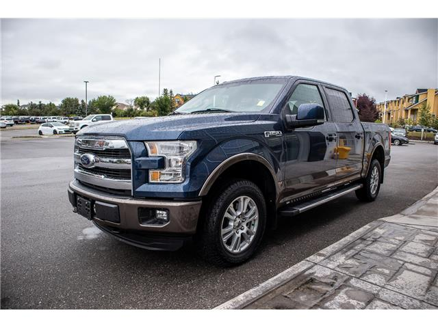 2016 Ford F-150 Lariat (Stk: B81463A) in Okotoks - Image 1 of 20