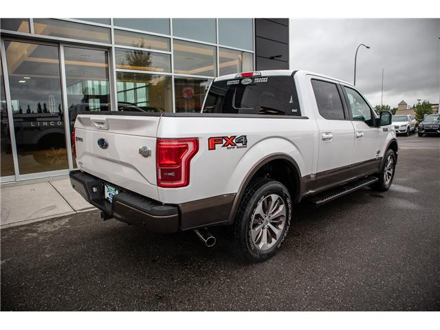 2017 Ford F-150 King Ranch (Stk: KK-1060A) in Okotoks - Image 5 of 21