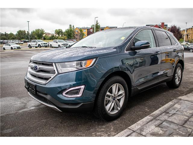 2016 Ford Edge SEL (Stk: KK-1062A) in Okotoks - Image 1 of 22
