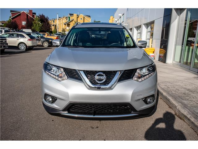 2016 Nissan Rogue SL Premium (Stk: B81479B) in Okotoks - Image 2 of 22