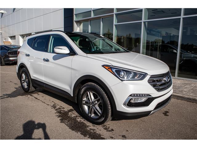 2018 Hyundai Santa Fe Sport 2.4 Luxury (Stk: B81485) in Okotoks - Image 3 of 22