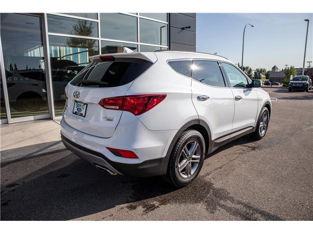 2018 Hyundai Santa Fe Sport 2.4 Luxury (Stk: B81485) in Okotoks - Image 5 of 22