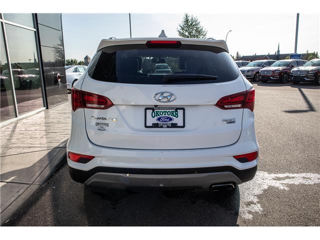 2018 Hyundai Santa Fe Sport 2.4 Luxury (Stk: B81485) in Okotoks - Image 6 of 22