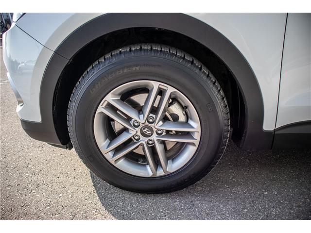 2018 Hyundai Santa Fe Sport 2.4 Luxury (Stk: B81485) in Okotoks - Image 7 of 22