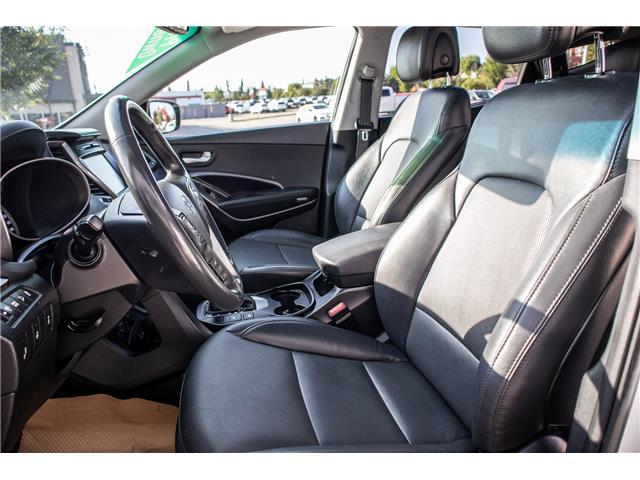 2018 Hyundai Santa Fe Sport 2.4 Luxury (Stk: B81485) in Okotoks - Image 9 of 22