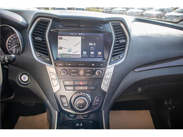 2018 Hyundai Santa Fe Sport 2.4 Luxury (Stk: B81485) in Okotoks - Image 13 of 22