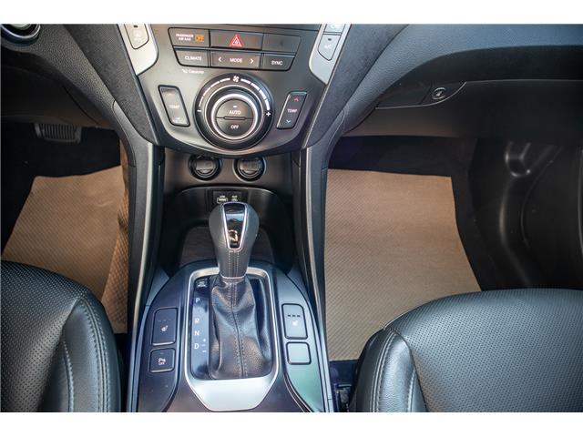 2018 Hyundai Santa Fe Sport 2.4 Luxury (Stk: B81485) in Okotoks - Image 14 of 22