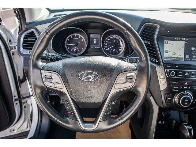2018 Hyundai Santa Fe Sport 2.4 Luxury (Stk: B81485) in Okotoks - Image 16 of 22