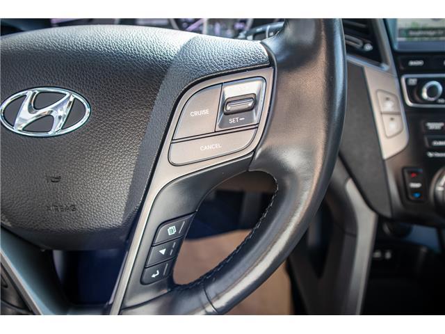 2018 Hyundai Santa Fe Sport 2.4 Luxury (Stk: B81485) in Okotoks - Image 17 of 22