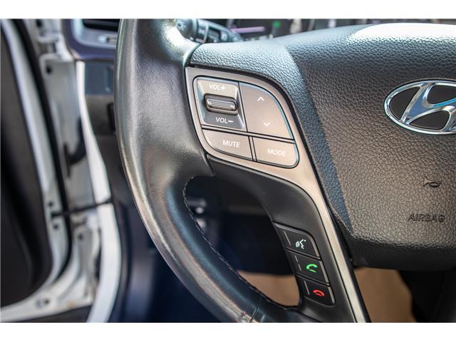 2018 Hyundai Santa Fe Sport 2.4 Luxury (Stk: B81485) in Okotoks - Image 18 of 22
