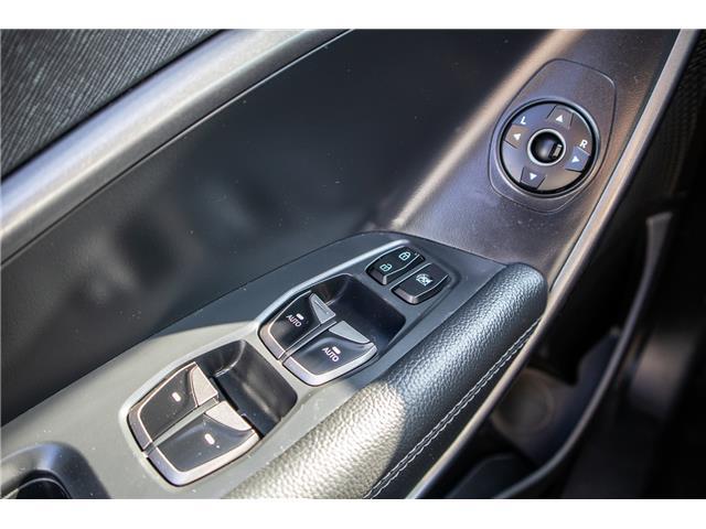 2018 Hyundai Santa Fe Sport 2.4 Luxury (Stk: B81485) in Okotoks - Image 19 of 22
