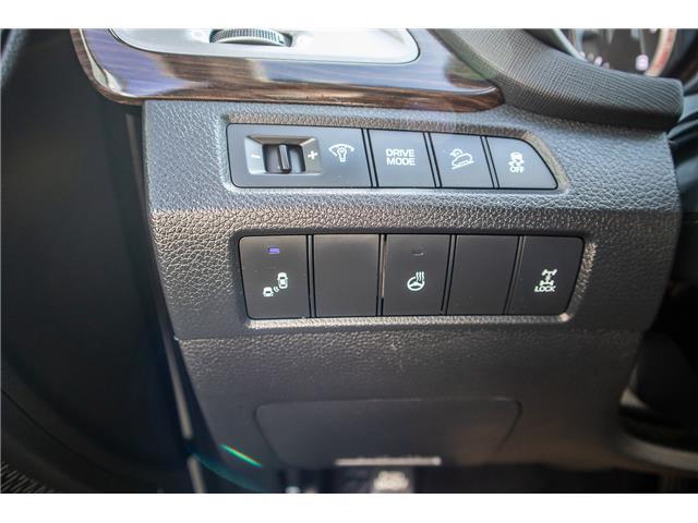 2018 Hyundai Santa Fe Sport 2.4 Luxury (Stk: B81485) in Okotoks - Image 20 of 22