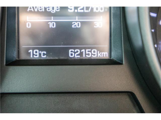 2018 Hyundai Santa Fe Sport 2.4 Luxury (Stk: B81485) in Okotoks - Image 22 of 22