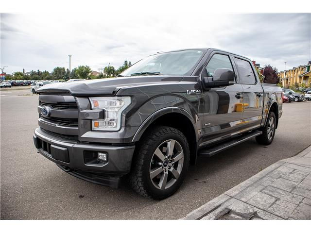 2017 Ford F-150 Lariat (Stk: K-1869A) in Okotoks - Image 1 of 21