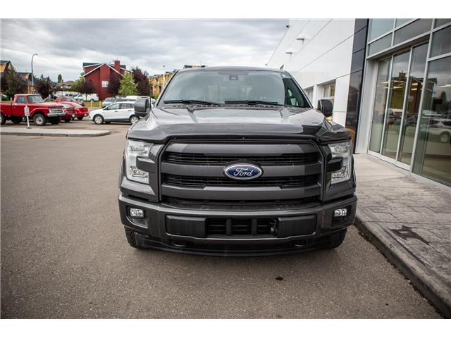 2017 Ford F-150 Lariat (Stk: K-1869A) in Okotoks - Image 2 of 21