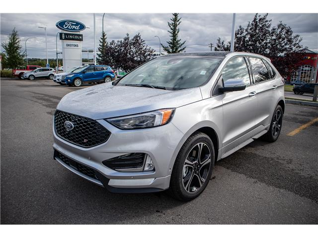2019 Ford Edge ST (Stk: K-2481) in Okotoks - Image 1 of 6