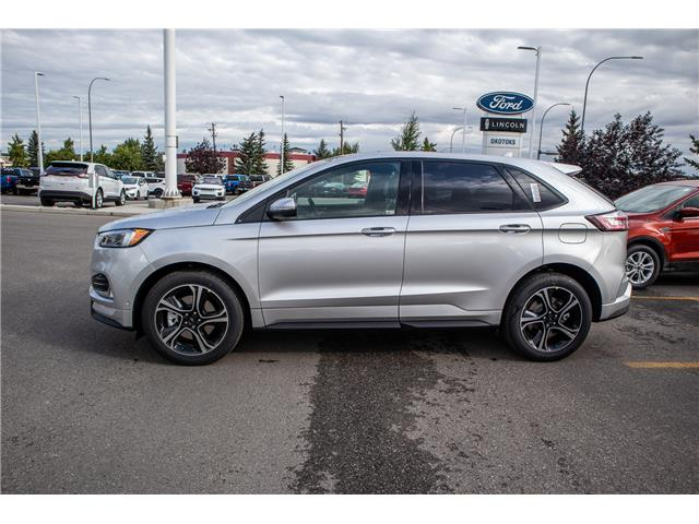 2019 Ford Edge ST (Stk: K-2481) in Okotoks - Image 2 of 6