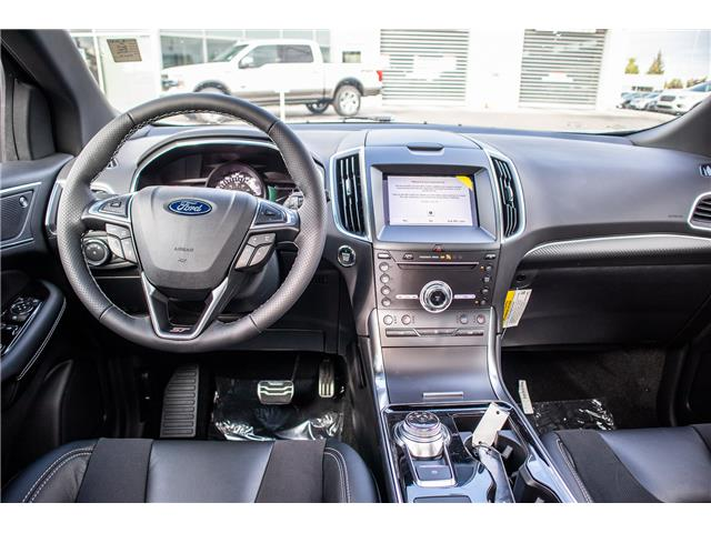 2019 Ford Edge ST (Stk: K-2481) in Okotoks - Image 4 of 6