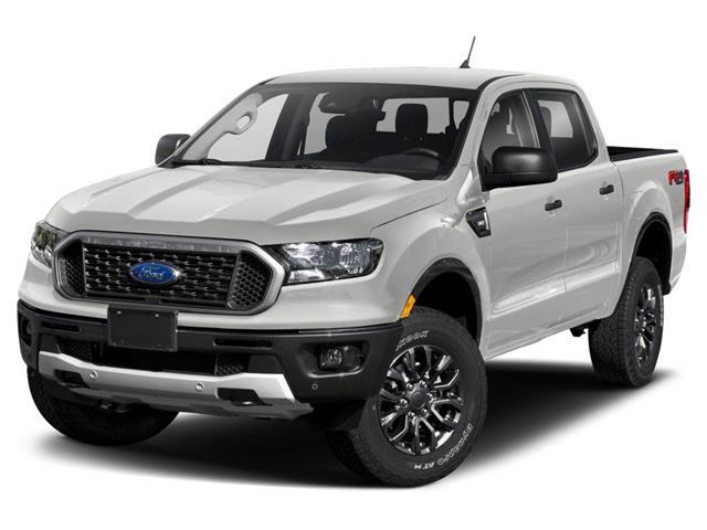 2019 Ford Ranger Lariat (Stk: K-1480) in Okotoks - Image 1 of 9