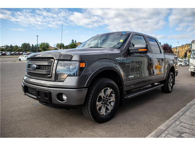 2014 Ford F-150 FX4 (Stk: B81433A) in Okotoks - Image 1 of 21