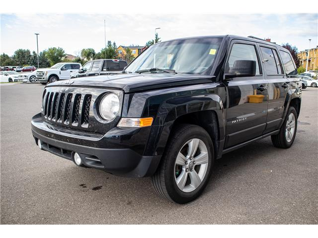 2015 Jeep Patriot Sport/North (Stk: K-249A) in Okotoks - Image 1 of 19