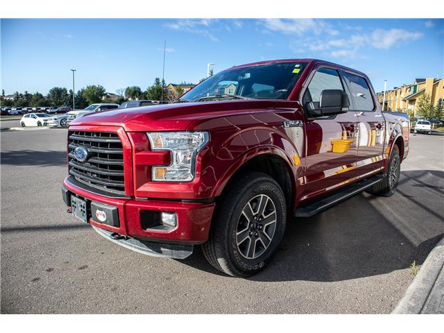 2016 Ford F-150 XLT (Stk: K-1981A) in Okotoks - Image 1 of 20