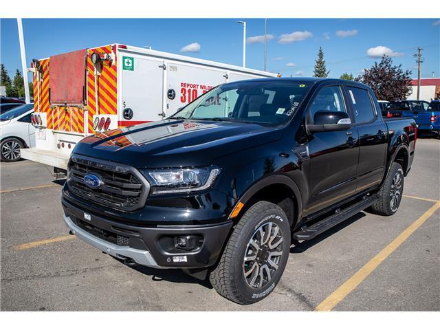 2019 Ford Ranger Lariat (Stk: KK-260) in Okotoks - Image 1 of 5
