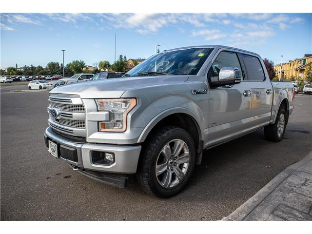 2017 Ford F-150 Platinum (Stk: KK-1072A) in Okotoks - Image 1 of 20