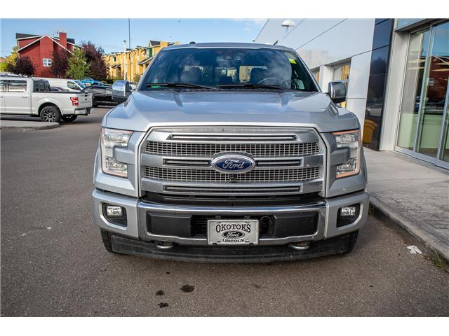 2017 Ford F-150 Platinum (Stk: KK-1072A) in Okotoks - Image 2 of 20