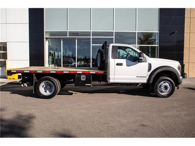 2018 Ford F-550 Chassis XLT (Stk: B81495) in Okotoks - Image 4 of 16