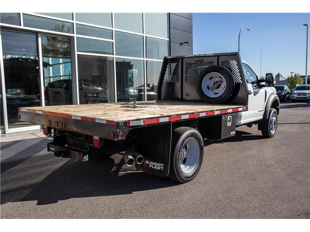 2018 Ford F-550 Chassis XLT (Stk: B81495) in Okotoks - Image 5 of 16