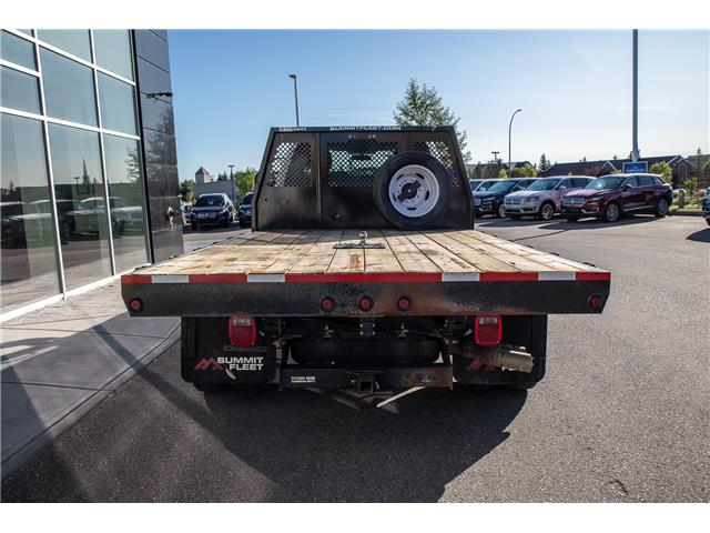 2018 Ford F-550 Chassis XLT (Stk: B81495) in Okotoks - Image 6 of 16