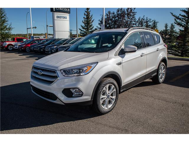 2019 Ford Escape SEL (Stk: KK-246) in Okotoks - Image 1 of 5