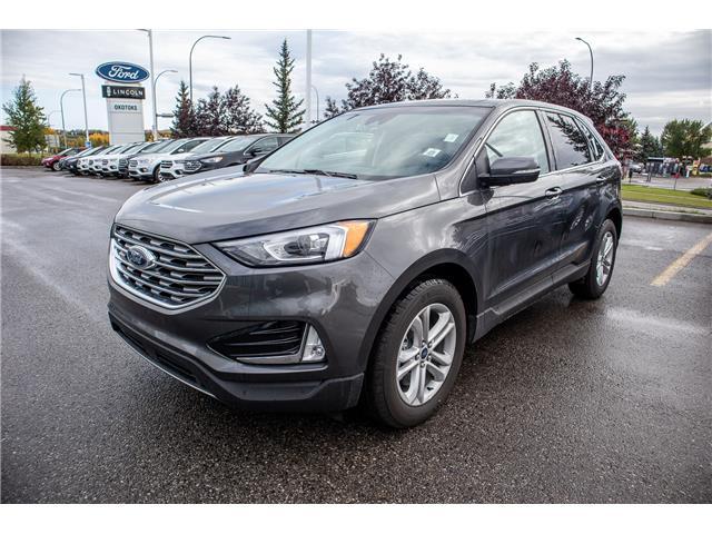 2019 Ford Edge SEL (Stk: K-1744) in Okotoks - Image 1 of 5
