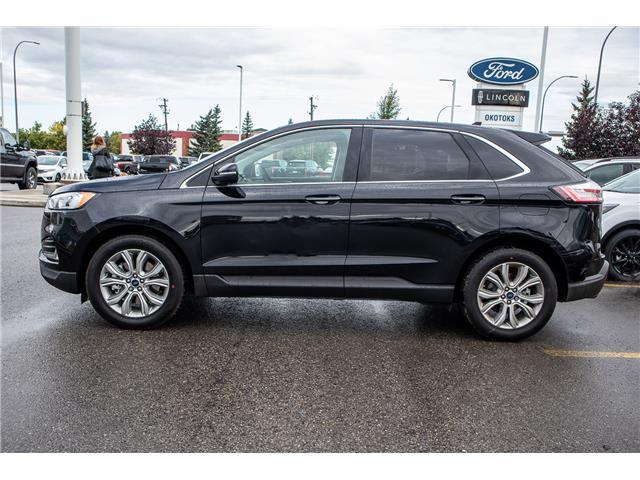 2019 Ford Edge Titanium (Stk: K-2339) in Okotoks - Image 2 of 6