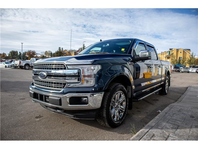 2018 Ford F-150 Lariat (Stk: KK-295A) in Okotoks - Image 1 of 21