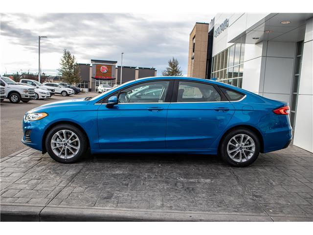 2019 Ford Fusion SE (Stk: K-293) in Okotoks - Image 2 of 5