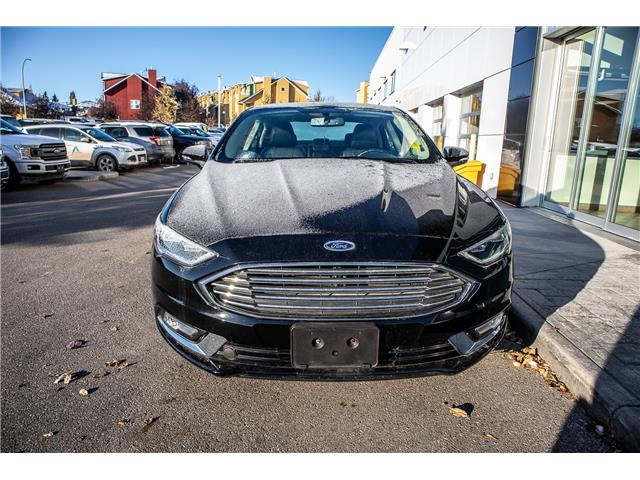 2018 Ford Fusion Titanium (Stk: B81514) in Okotoks - Image 2 of 22