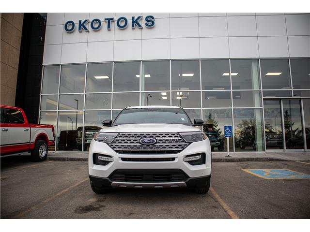 2020 Ford Explorer Limited (Stk: L-15) in Okotoks - Image 2 of 8