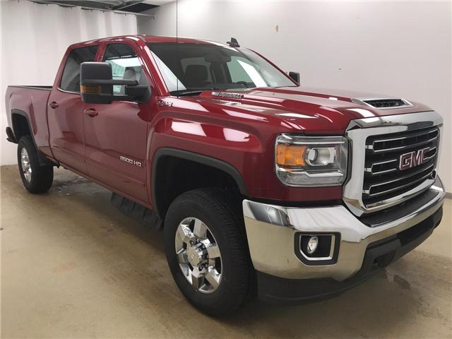 2018 GMC Sierra 2500HD SLE (Stk: 187553) in Lethbridge - Image 1 of 19