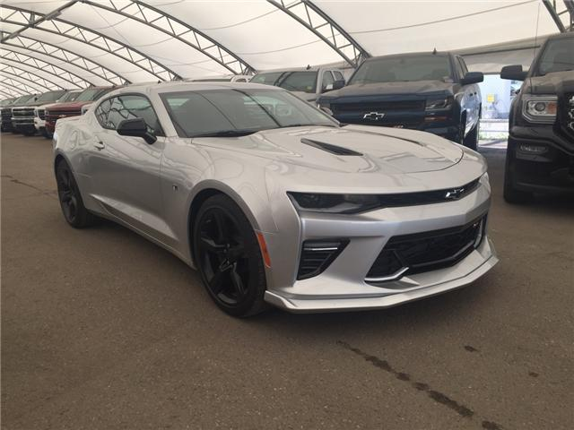 2018 Chevrolet Camaro 1SS (Stk: 165232) in AIRDRIE - Image 1 of 20
