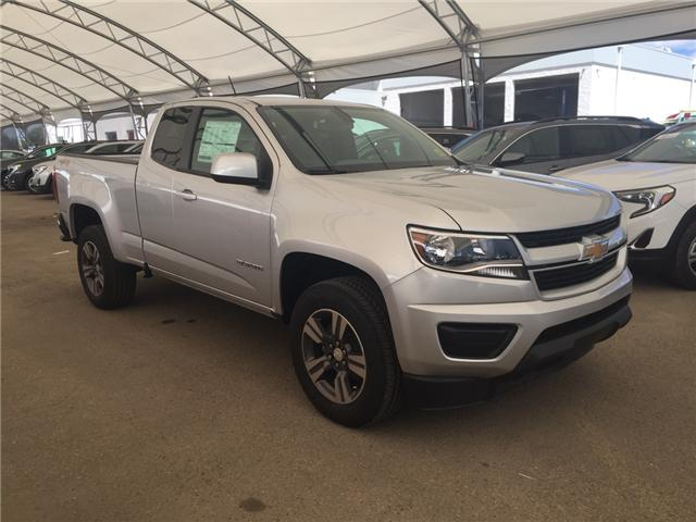 2018 Chevrolet Colorado WT (Stk: 162439) in AIRDRIE - Image 1 of 18
