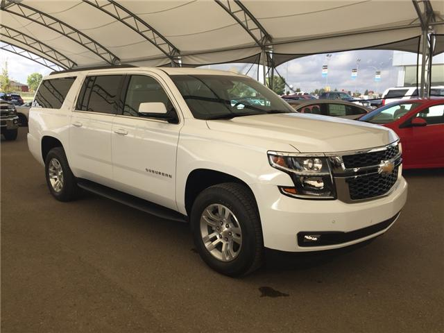 2019 Chevrolet Suburban LT (Stk: 166737) in AIRDRIE - Image 1 of 28