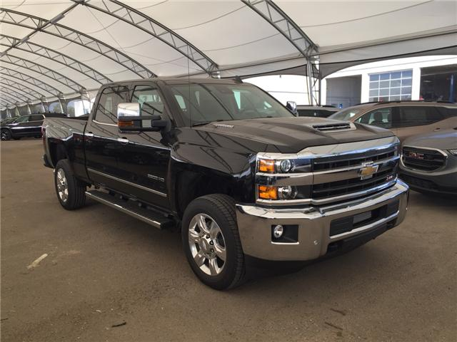 2019 Chevrolet Silverado 2500HD LTZ (Stk: 167352) in AIRDRIE - Image 1 of 23